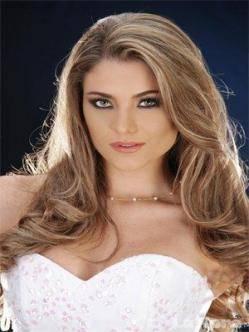 MISS ECUADOR - Constanza Baez