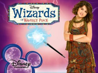 Selena Gomez-Alex Russo-Wizards Of Waverly Place