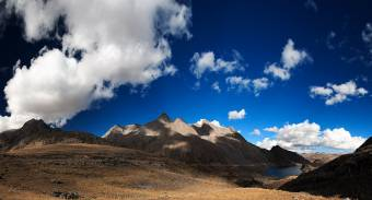 Cordillera la viuda