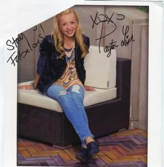 firma de peyton