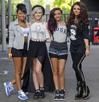 Esta es la quinta cancion del disco de Little Mix,Dna..