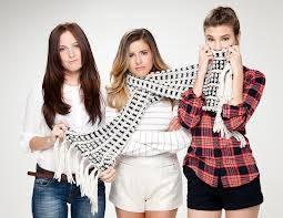 Paulina, Macarena y Natasha