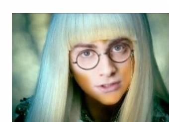 harry potter potter face