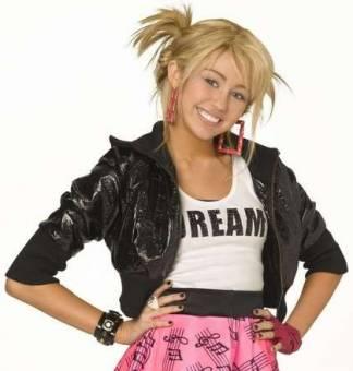 Porque salía en Hannah Montana