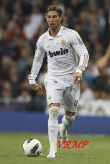 Sergio Ramos-(Real Madrid)