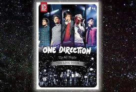 one direction up all nigth live tour