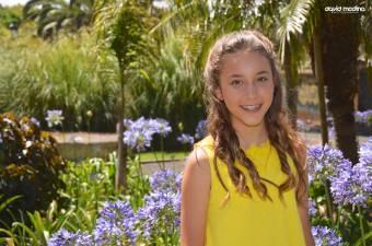 Elena Alberdi (Una cantante estupenda q sale en Luces camara accion de la gira)