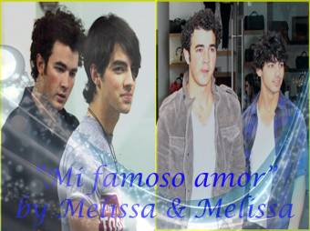 """Mi famoso amor"" Melissa Jonatika Jonas-Monteith & Melissa Michie Sepulveda"