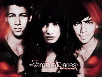 """""""The vampire diaries"""" by Karly L. Morales"""