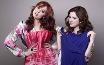 Laura y Debby
