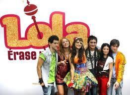 LOLA ERAZE UNA VEZ  2007-2008