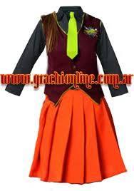 """Uniforme del """"Escolarium"""" (Grachi)"""