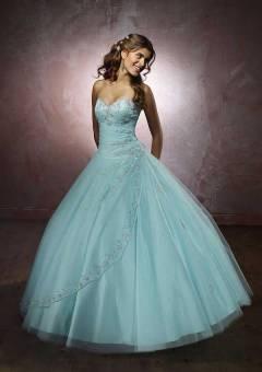 Vestido de 15 bonito