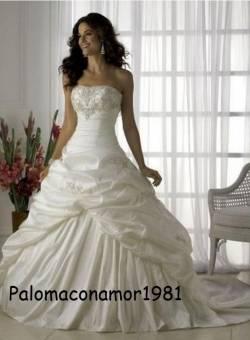 Imagenes de vestidos de novia lindos