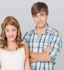 Jorge (Leon) Y Martina (Violetta)