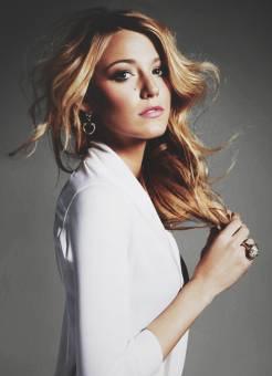 Blake Lively. Gossip Girl (Serena Van Der Woodsen)