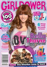 porque bella thorne aparece en las revistas
