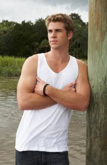 Liam Hemsworth (The Hunger Games, The Last Song)