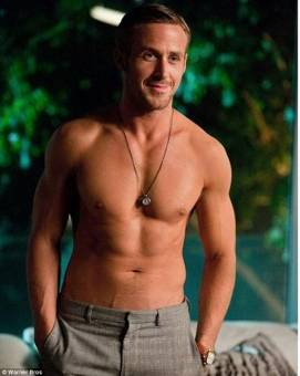 Ryan Gosling (Drive, Crazy,Stupid Love, The Ides of March)