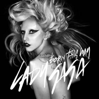 Lady Gaga for Born This Way
