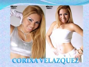 CORIXA VELAZQUEZ