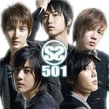 ss501 fighting !