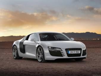 Audi R8 4.8