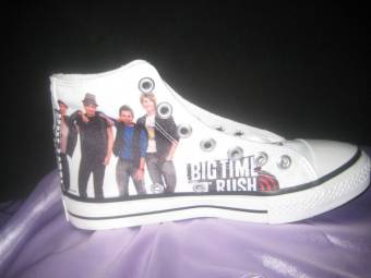 tenis de big time rush