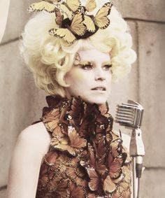 Effie Trinket.
