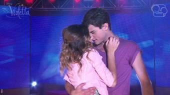 Diego Y Violetta!!....