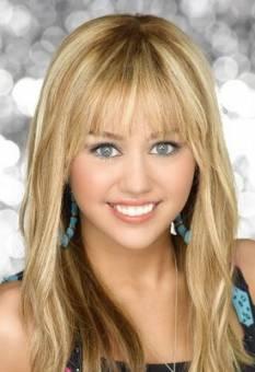 Miley Cyrus(Hannah) en Hannah Montana
