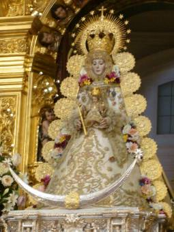 Virgen del Rocio ( Almonte )